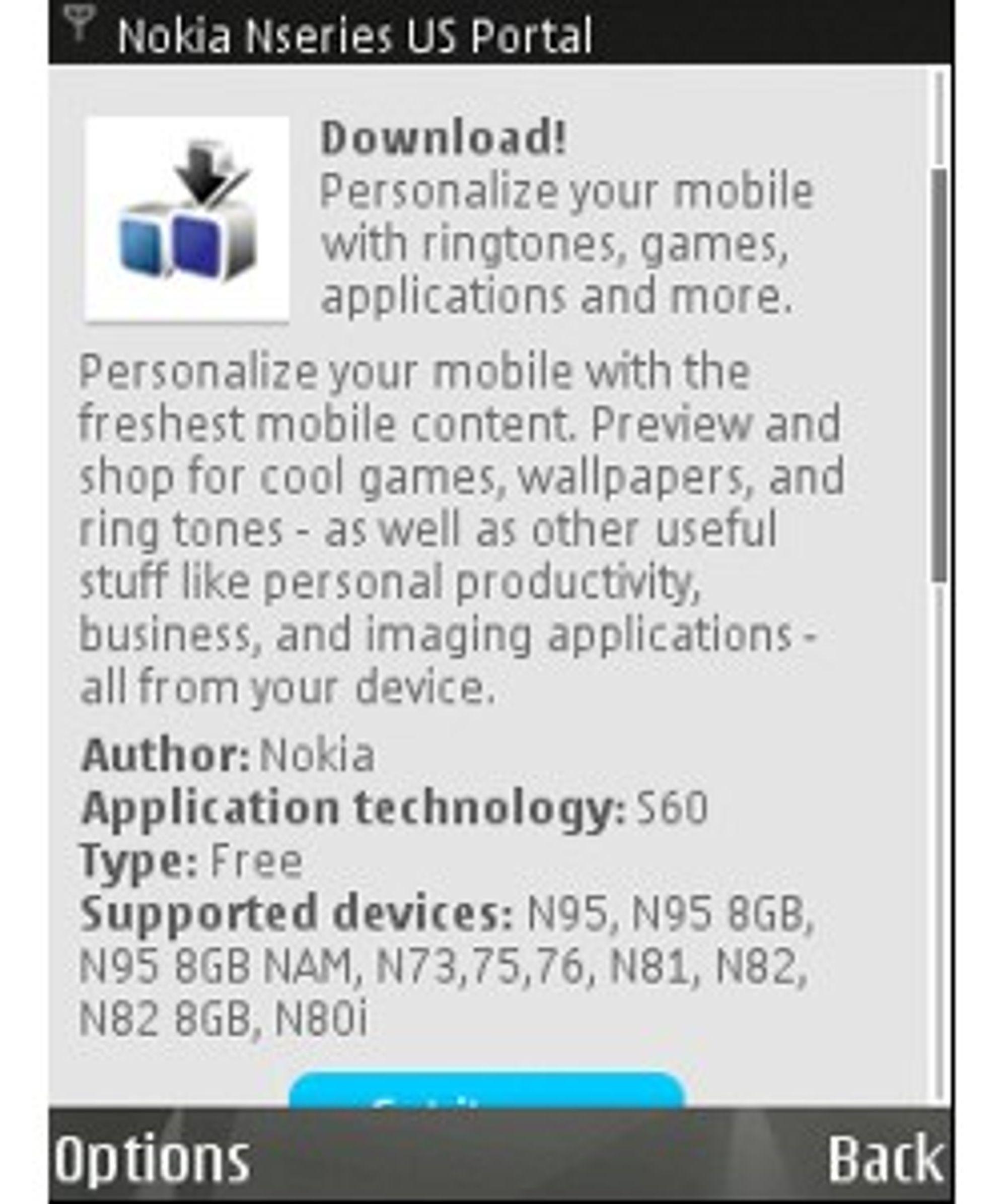 Er det en N82 8GB på Nokias tapet?