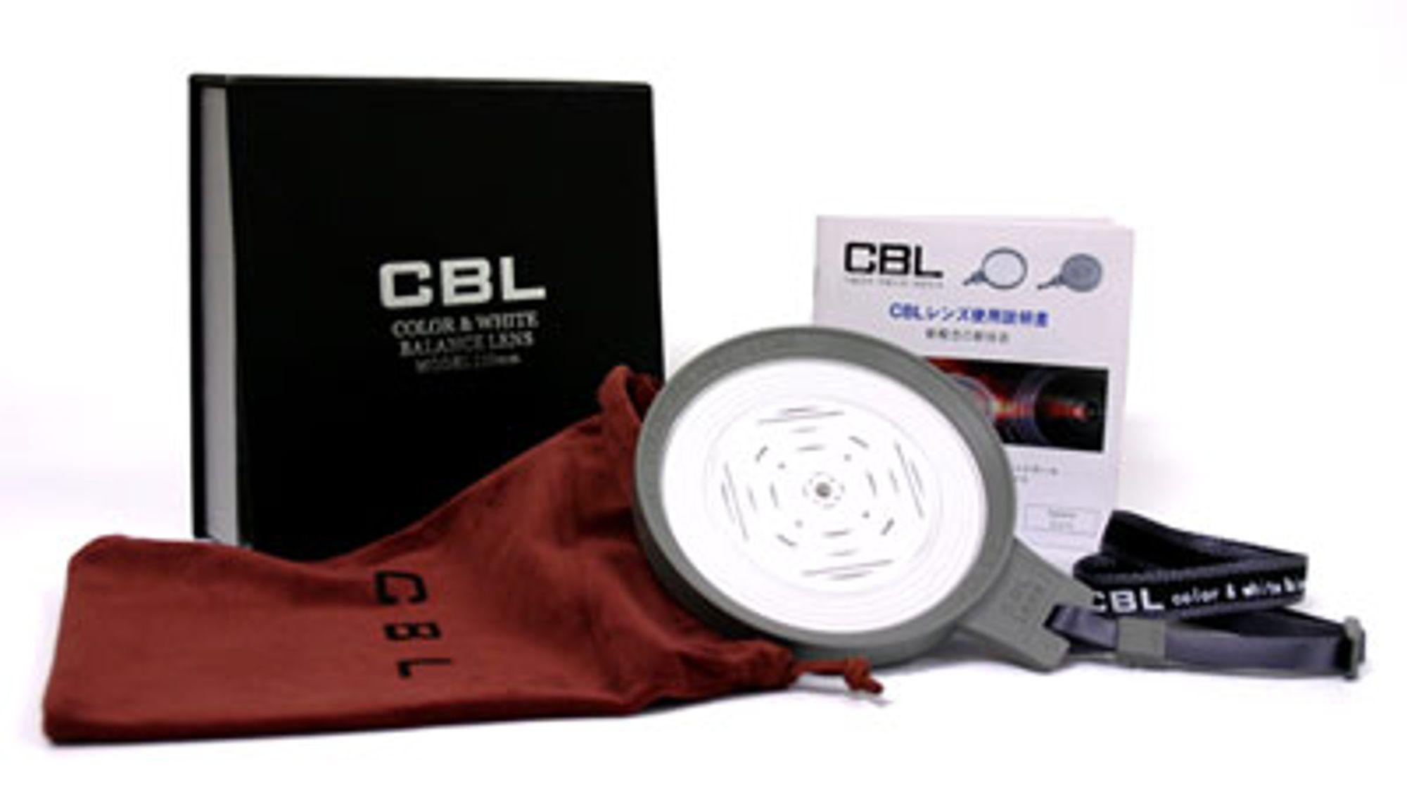 Bedre hvitbalanse med en CBL