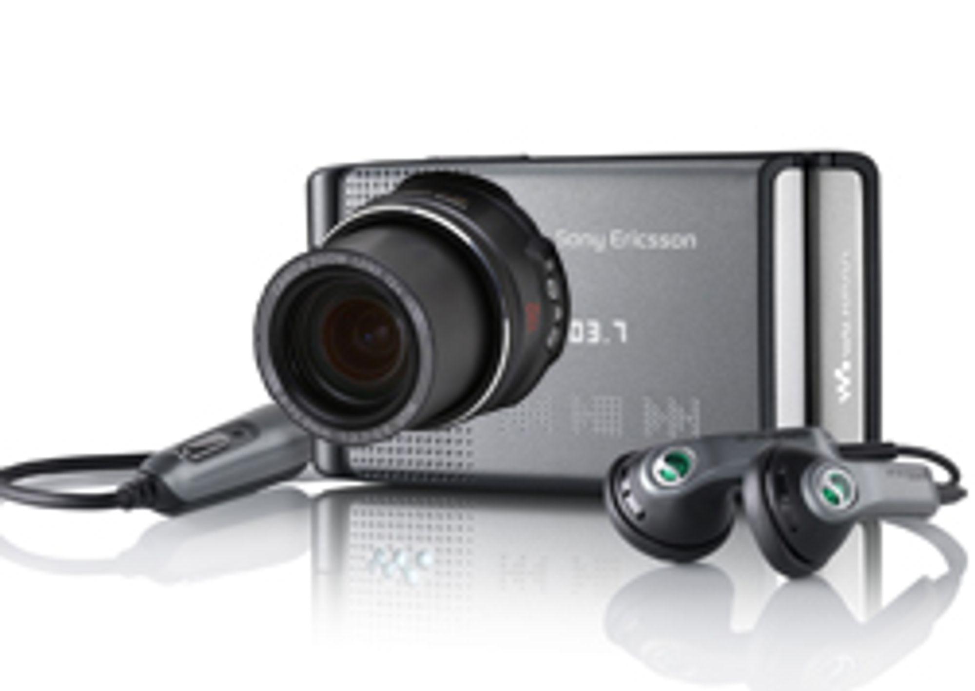 De vil forhåpentligvis ikke se sånn ut, men i 2008 får vi de første virkelige kameramobilene.