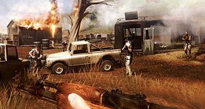 Far Cry 2 til konsoll