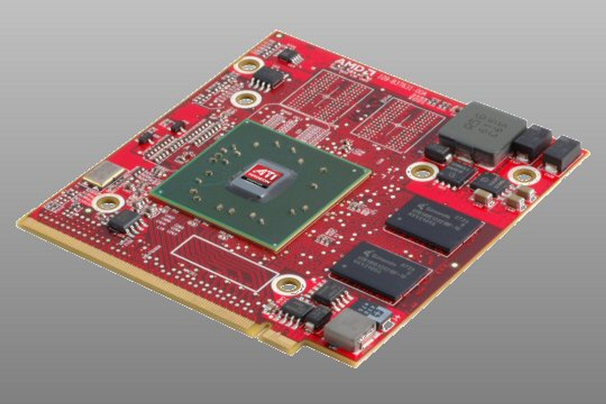 ATI Mobility Radeon HD 3400