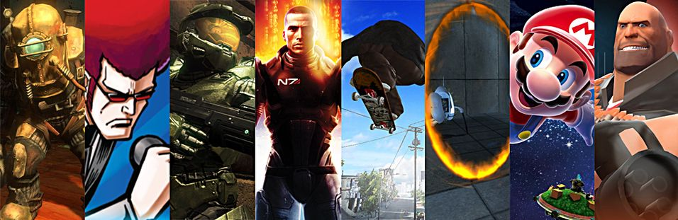 Spillåret 2007 – våre favoritter