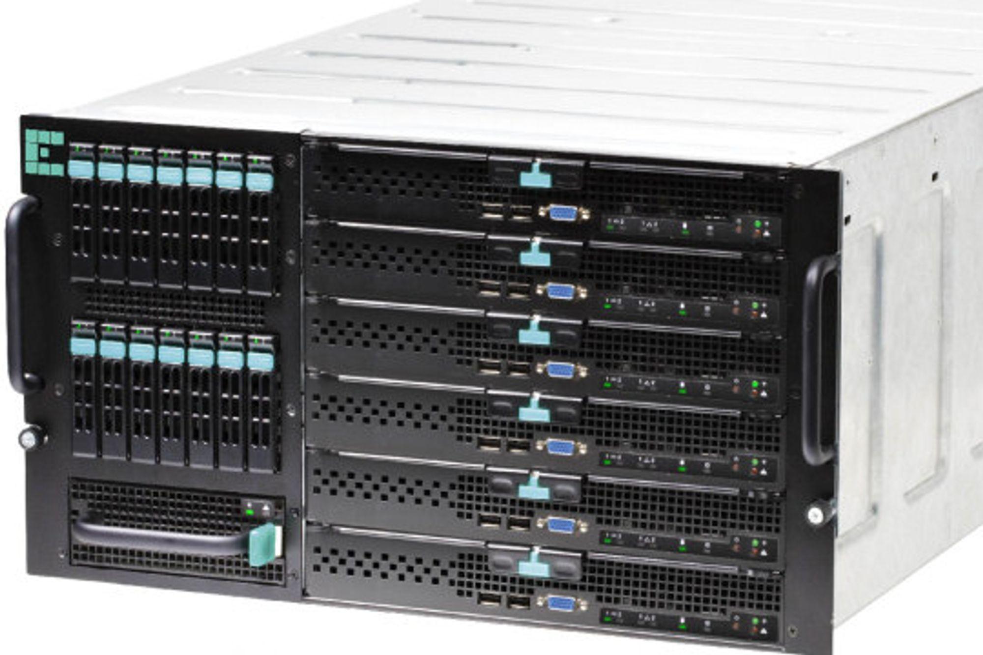 Intel leverer kasse og hovedkort