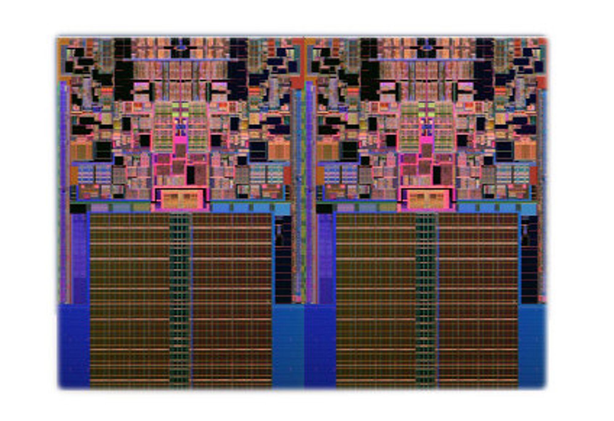 Bildet viser Xeon