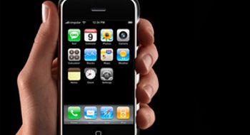 Sliter med Iphone-salget