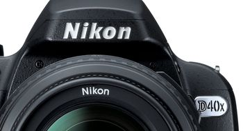 Tomt for Nikon D40x