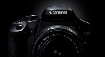 Canon EOS 450D endelig offisiell