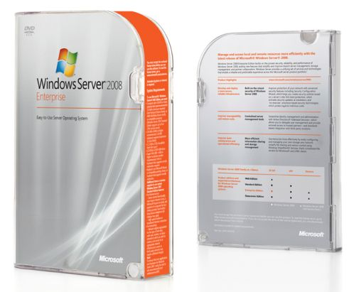 SQL Server 2008 er naturlig tilbehør til Windows Server 2008
