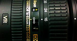 Nye Nikon-objektiver