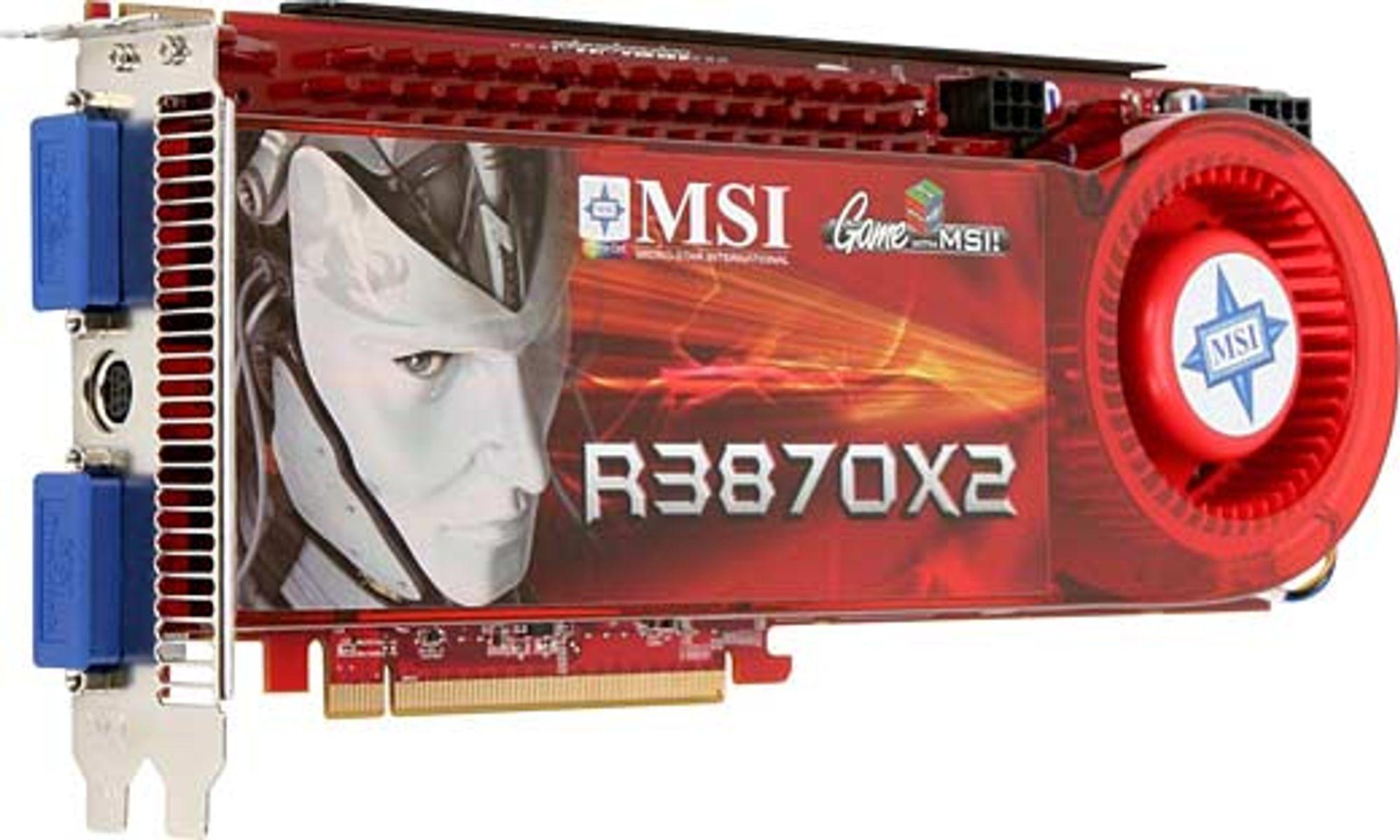 MSI R3870X2-T2D1G-OC