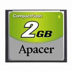 Apacer CompactFlash 2 GB
