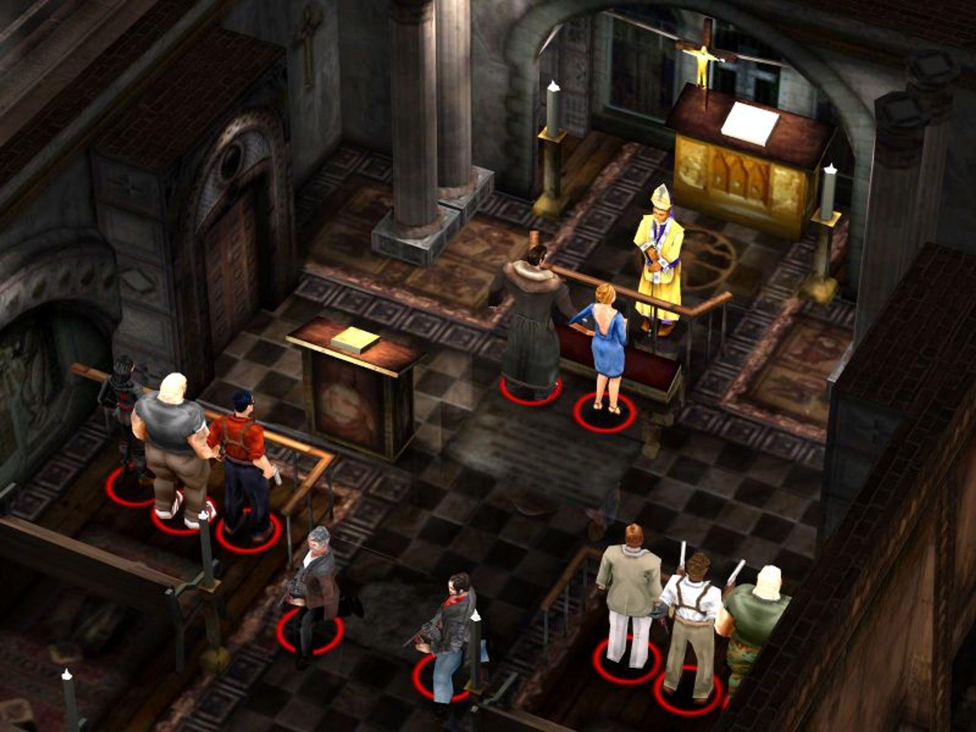 Скриншот из игры Gangland: Trouble in Paradise под номером 5. Смотреть полн