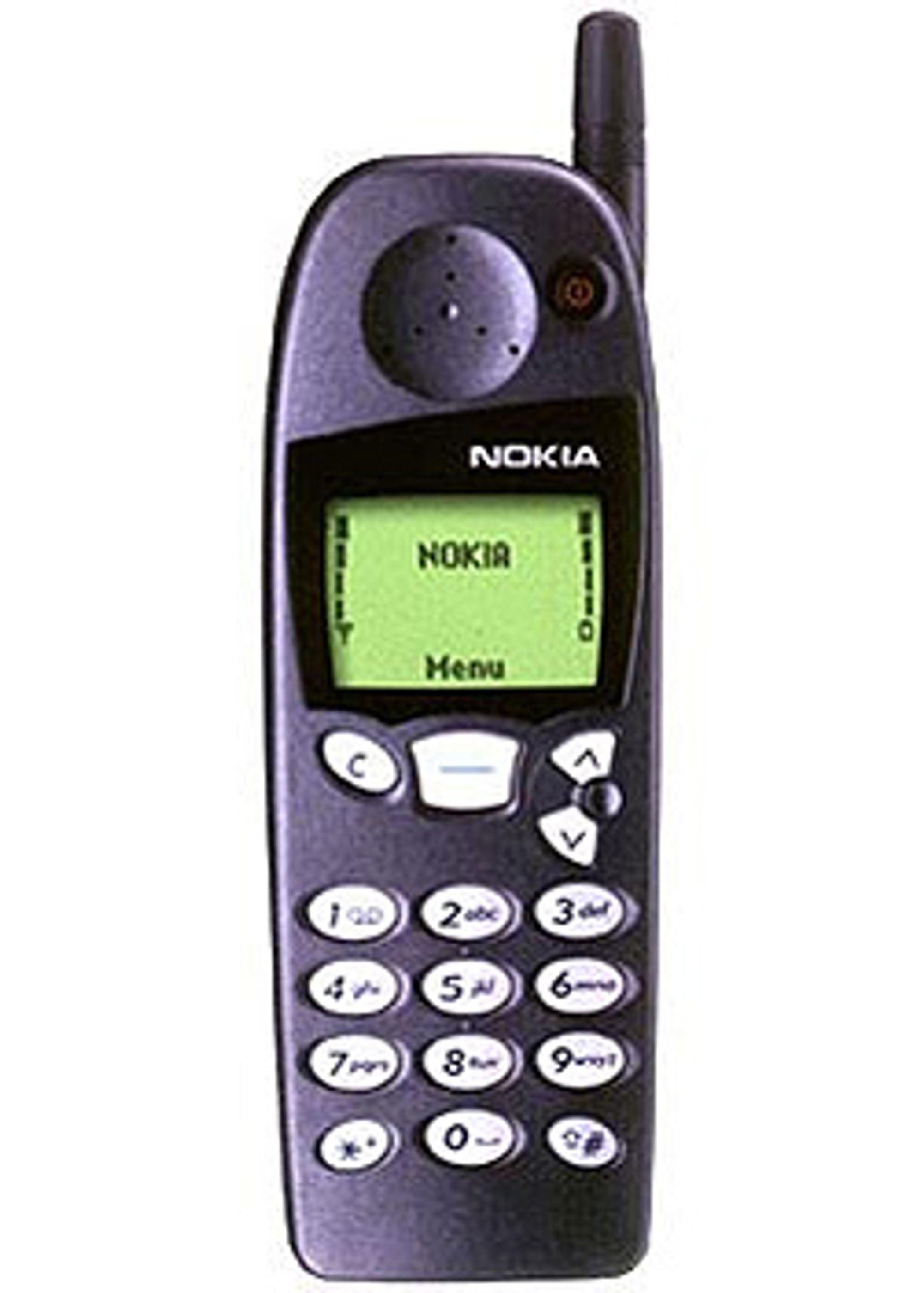 Har du mange gamle mobiler liggende i skuffen? (Foto: Nokia)
