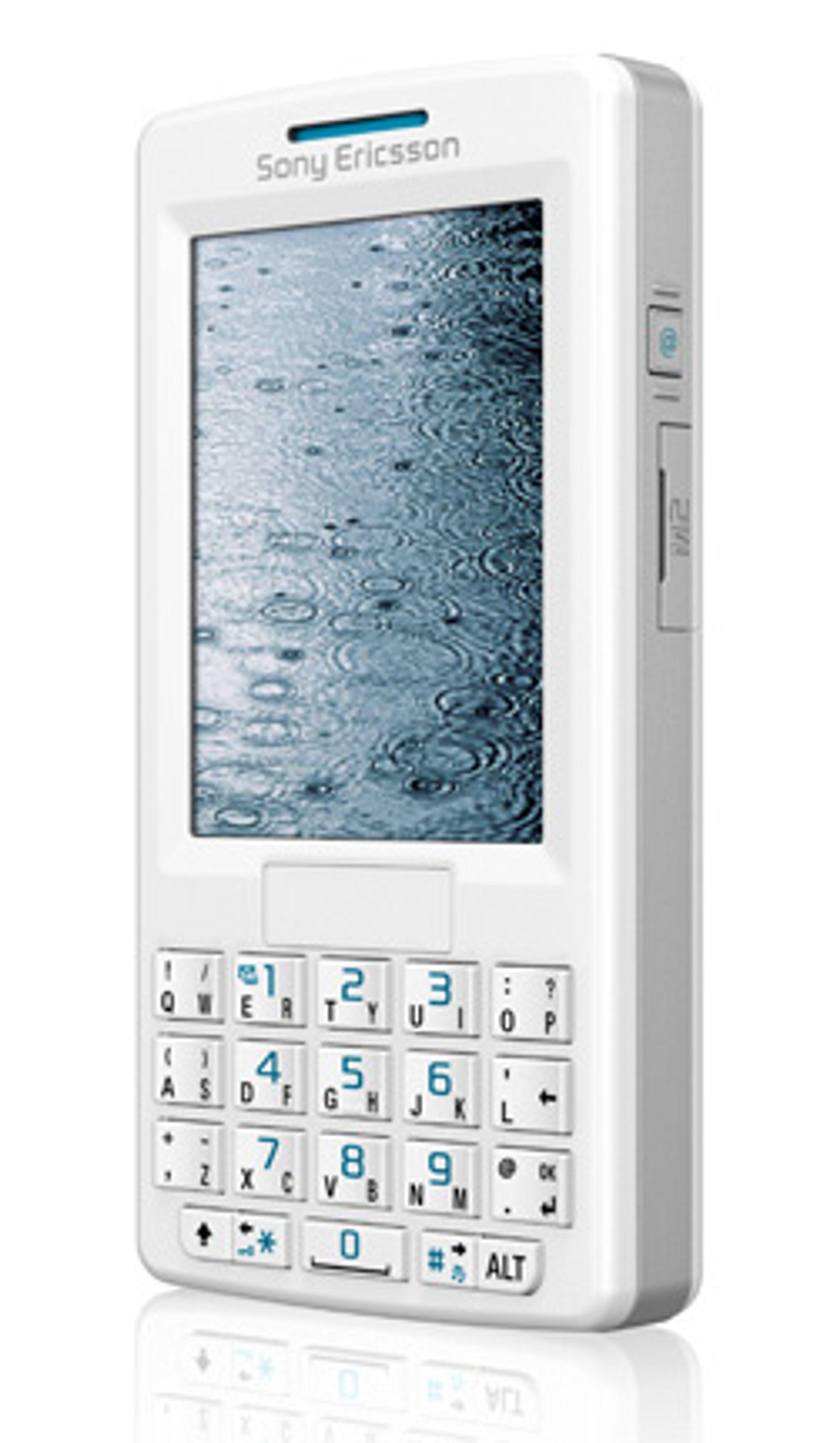 Opptur i sikte for deg som vil ha kjappere mobiltelefoner. (Foto: Sony Ericsson)