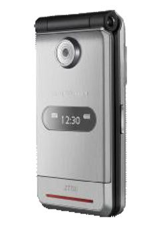 Slik ser Sony Ericssons Z770i ut. (Foto: Sony Ericsson)