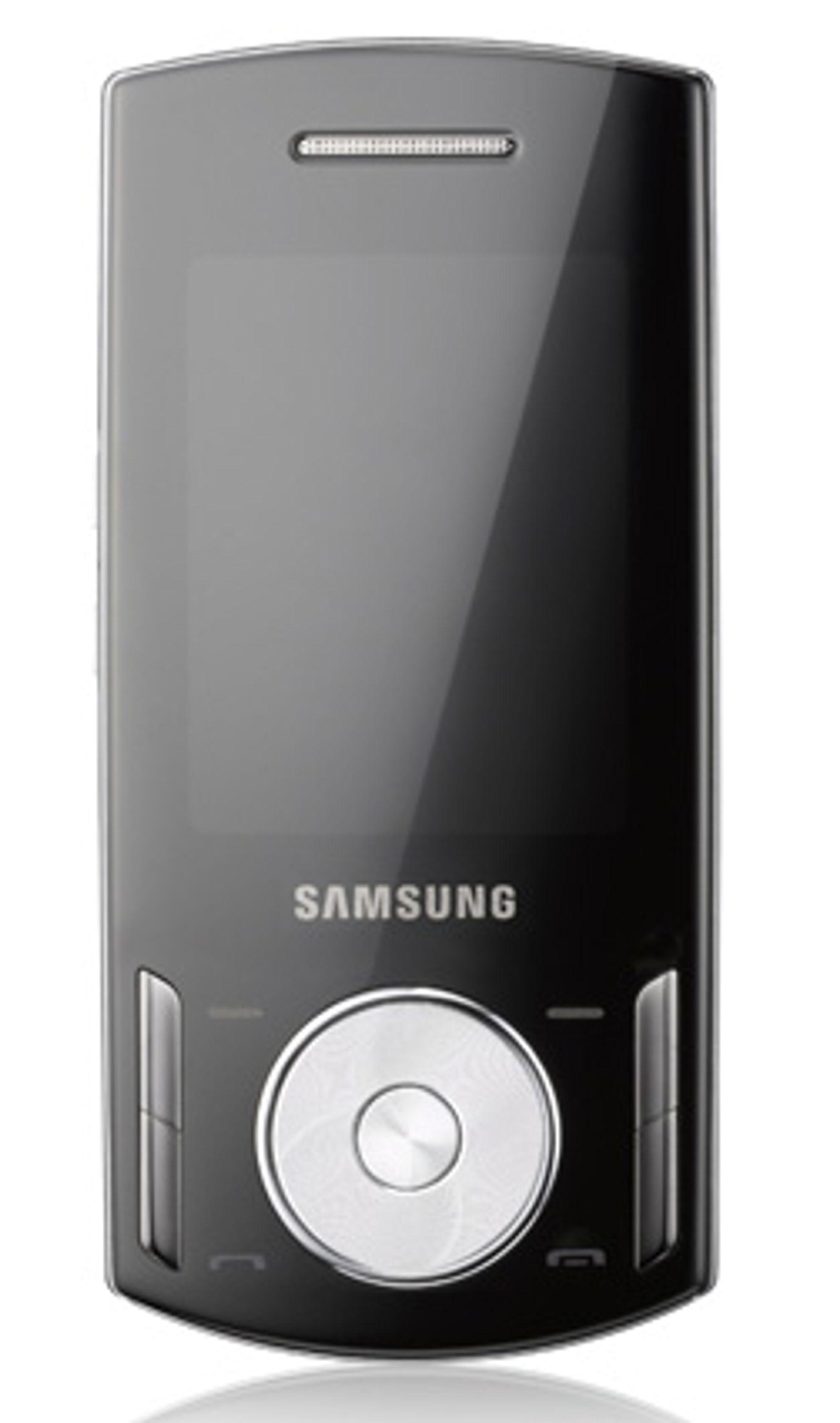 Samsungs F400. (Foto: Samsung)