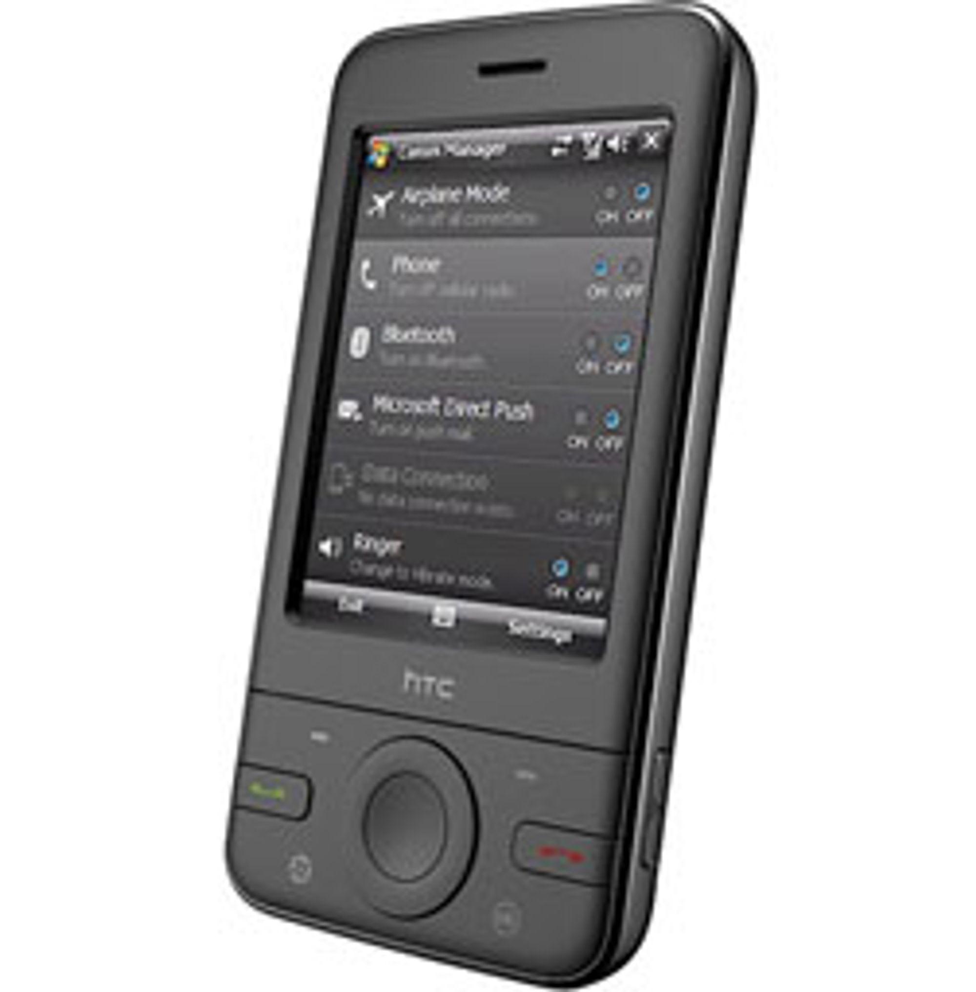 P3470 minner om Qtek S200, men byr på langt mer.