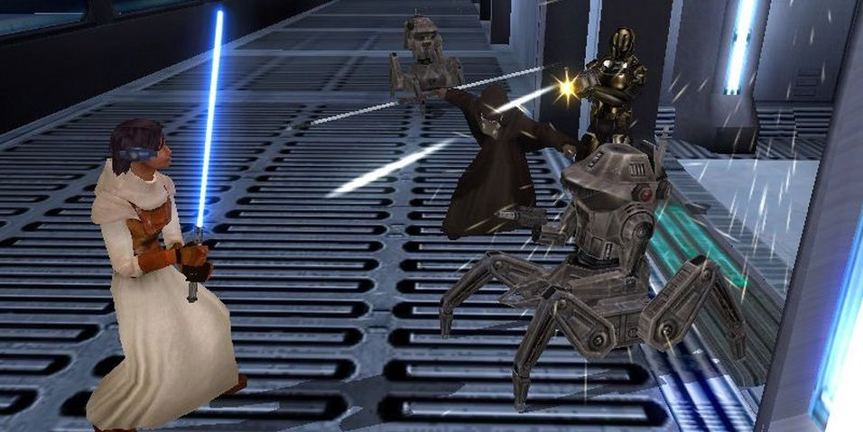 Nytt Knights of the Old Republic bekreftet