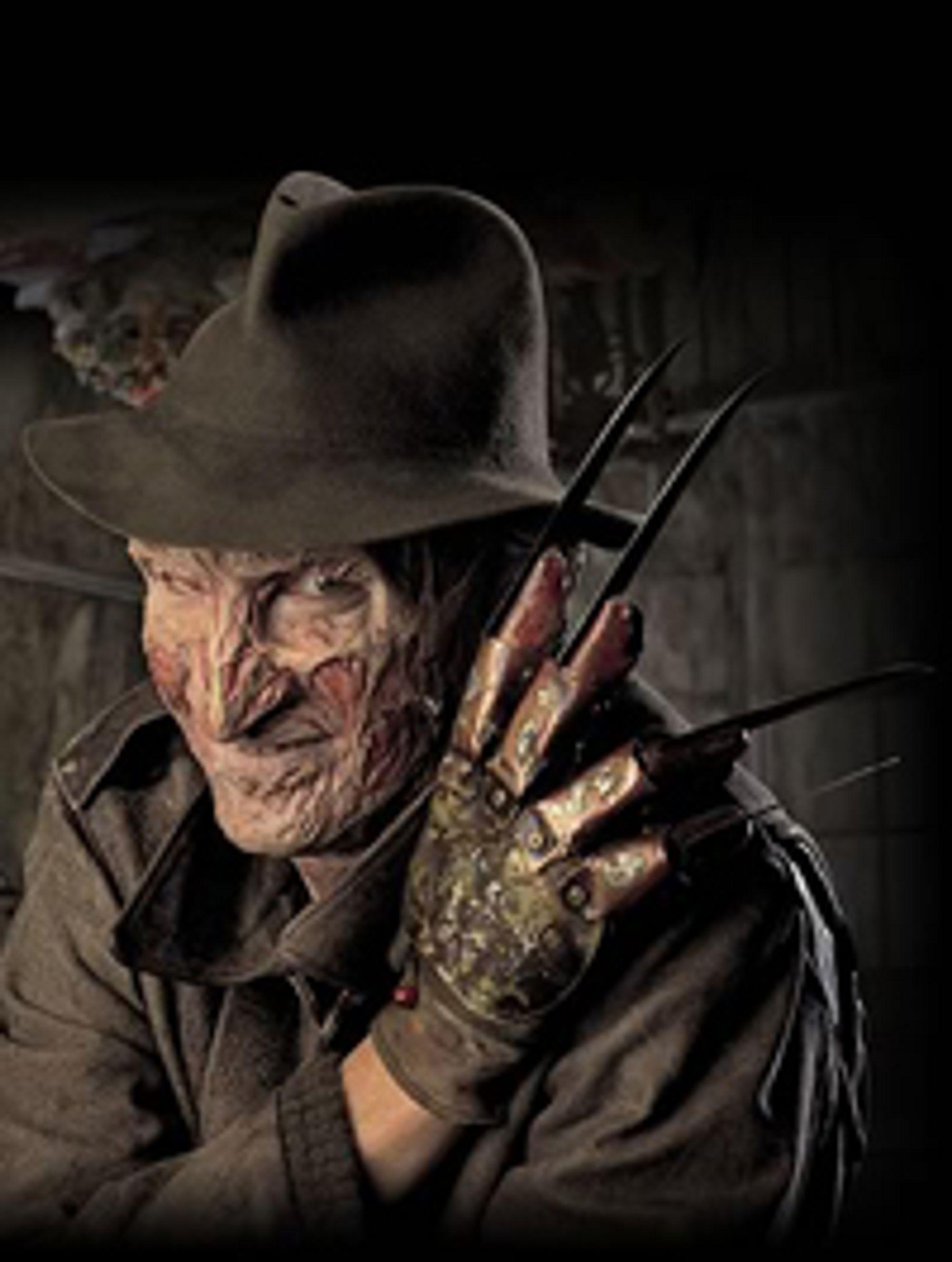 Freddy Krueger er en av Cravens tidligere figurer.