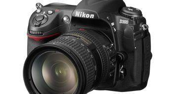 Ny firmware for Nikon D300