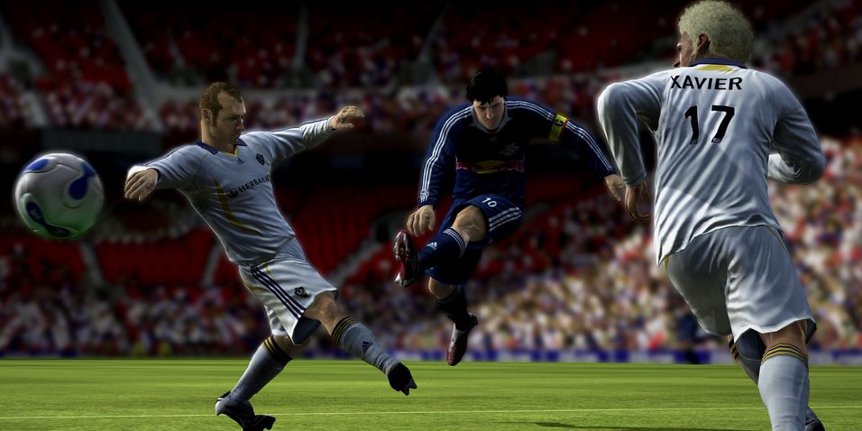 FIFA 08 friskes opp