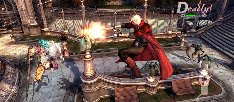 ANMELDELSE: Devil May Cry 4