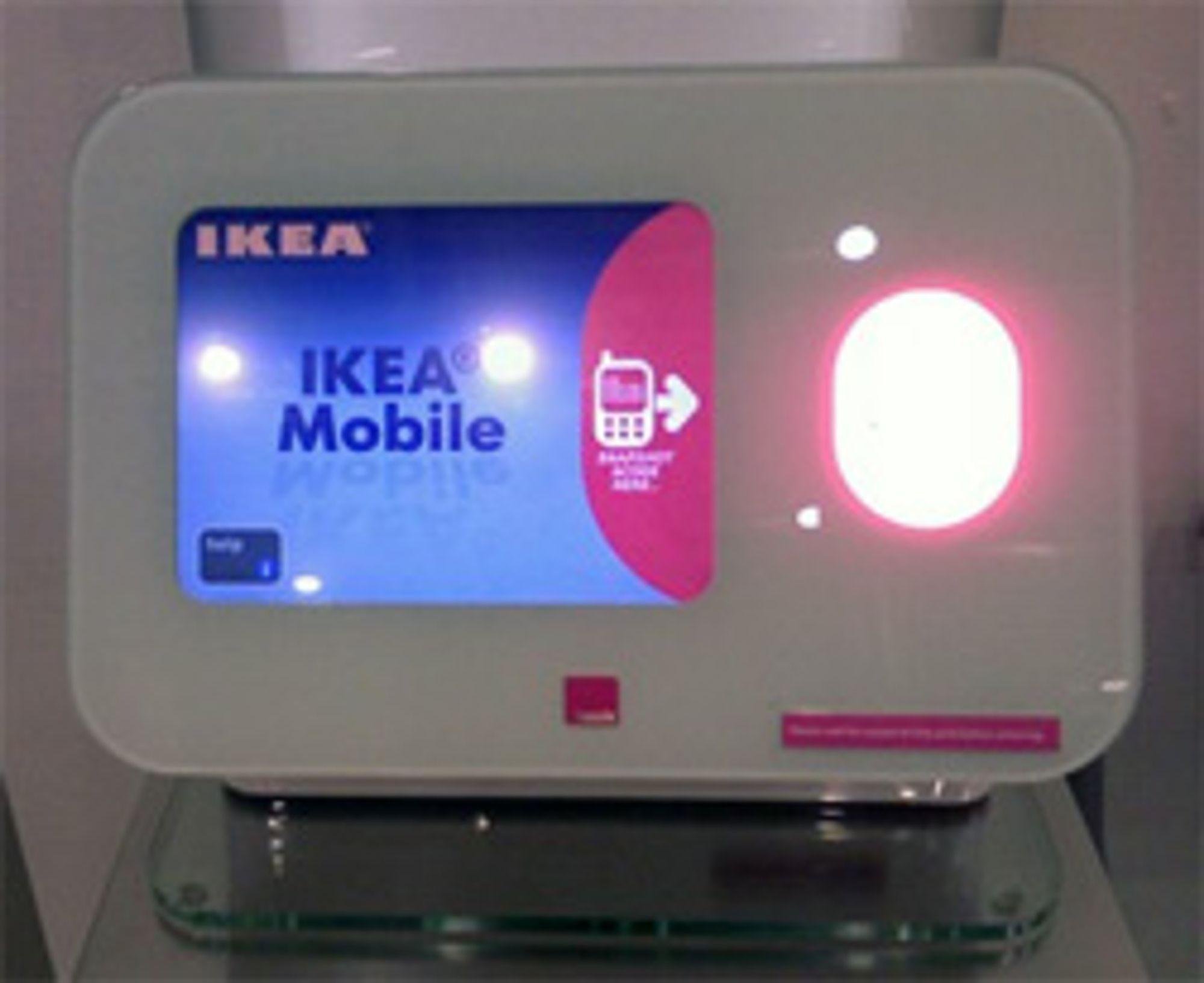 Den nye Ikea-automaten. (Foto: Apartment Therapy Unplugged)
