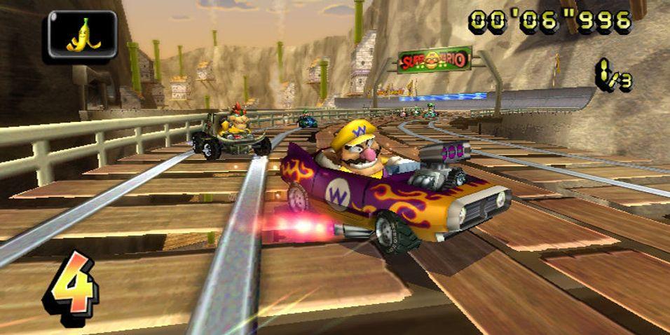 Mario Kart-dato satt