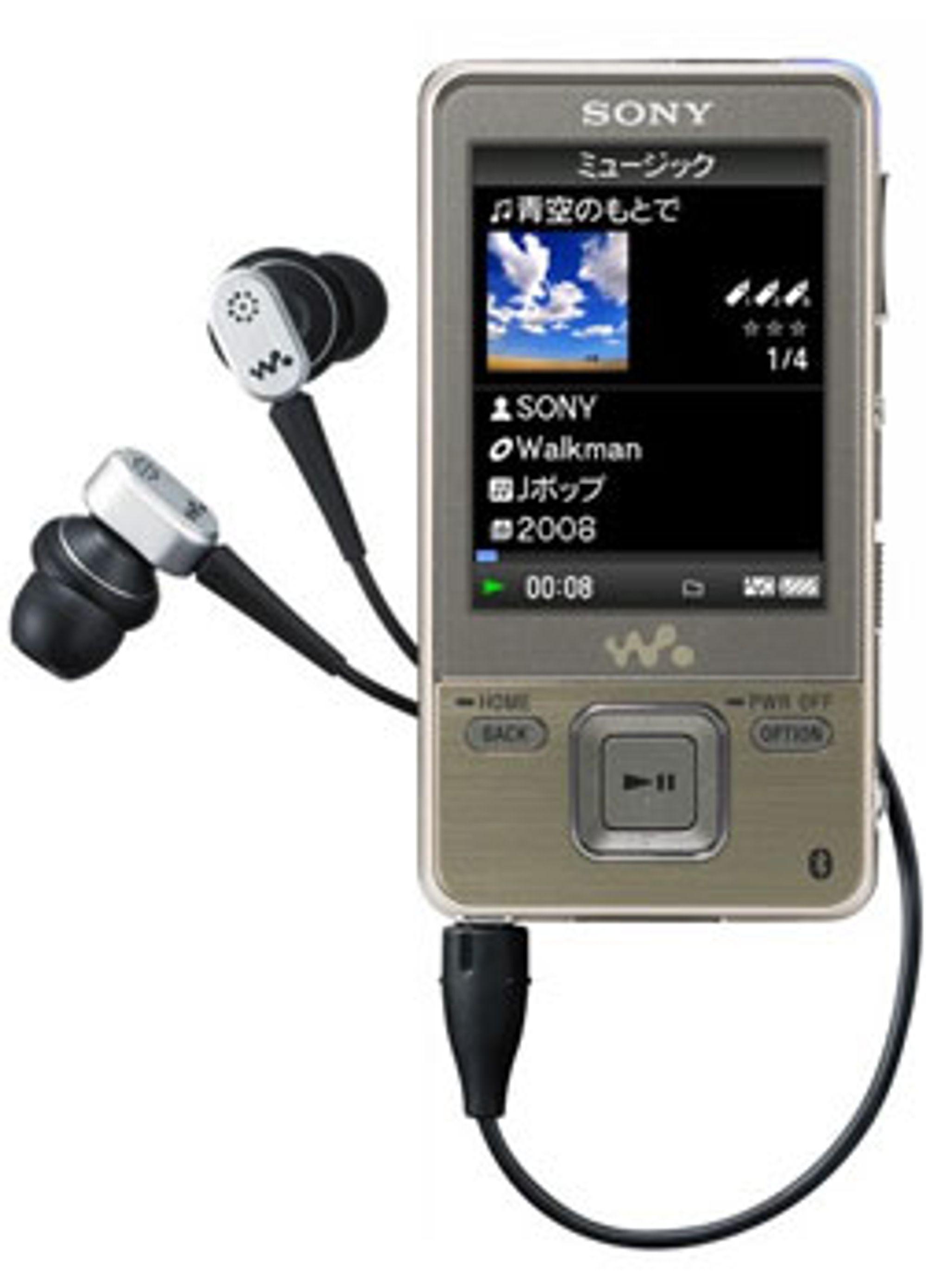 A820 leveres i tilsammen fire farger: svart, sølv, gull og rosa.