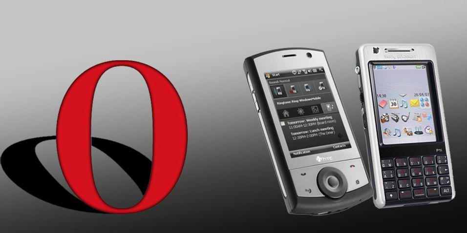Opera Mobile 9.5 gir en bedre surfeopplevelse enn tidligere versjoner.