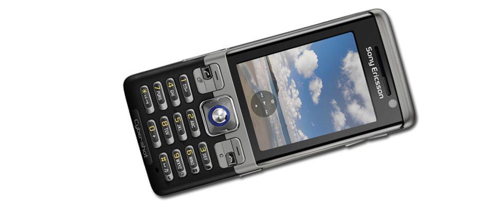 Sony Ericssons C702i tåler mer enn de fleste mobiler på markedet.