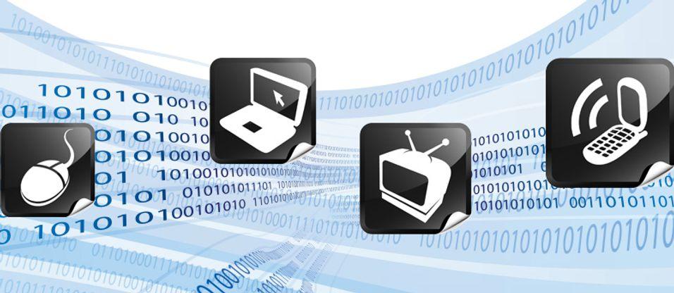 Om noen år kan alle elektroniske apparater ha 5 Gbps.