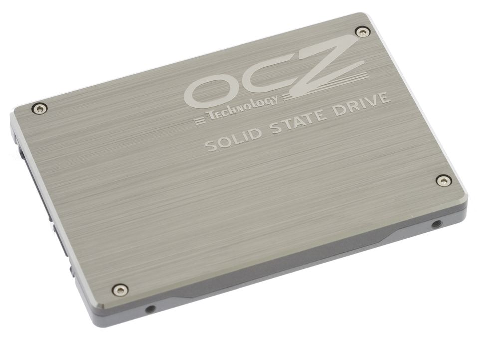 TEST: OCZ SATA SSD 64 GB