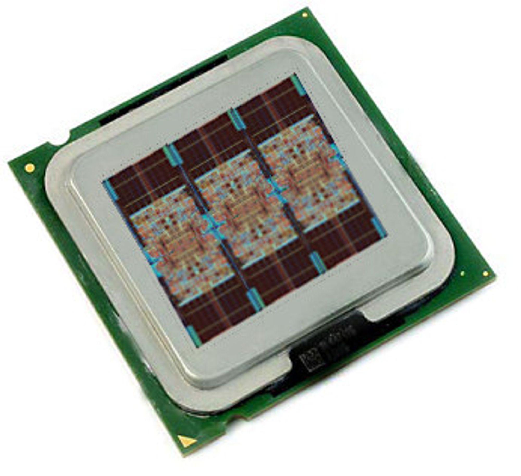 Xeon med seks kjerner?