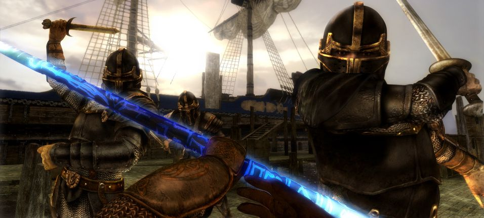 ANMELDELSE: Dark Messiah of Might & Magic: Elements
