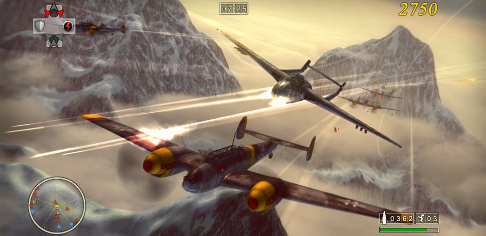 ANMELDELSE: Blazing Angels 2: Secret Missions of WWII