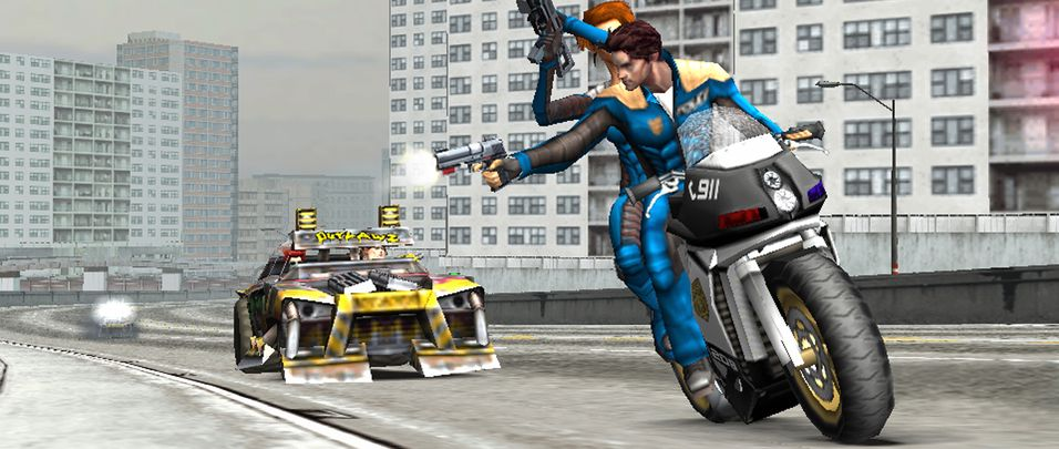 ANMELDELSE: Pursuit Force: Extreme Justice