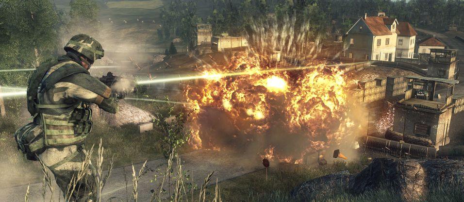 SNIKTITT: Battlefield: Bad Company