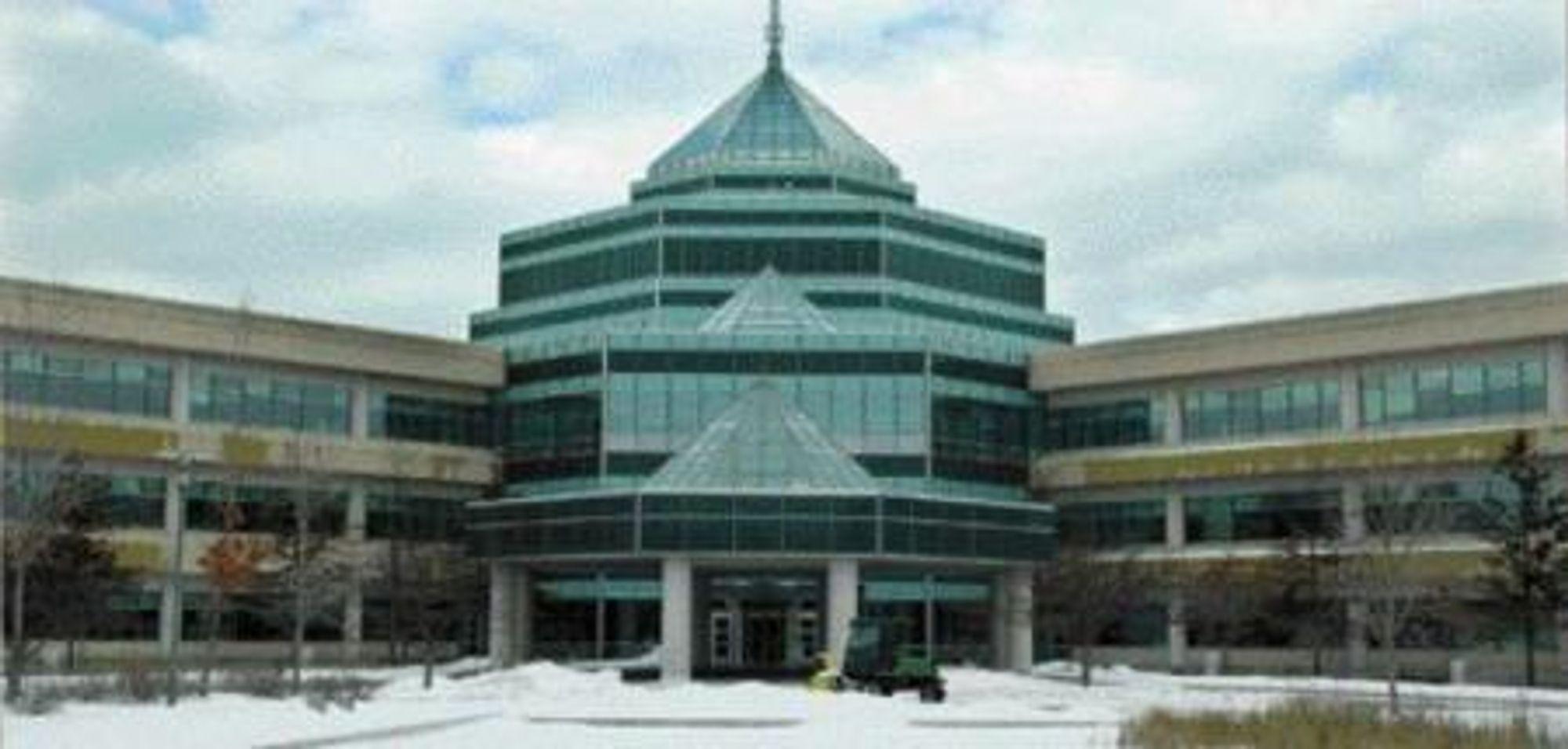 Nortels hovedkontor i Ottawa