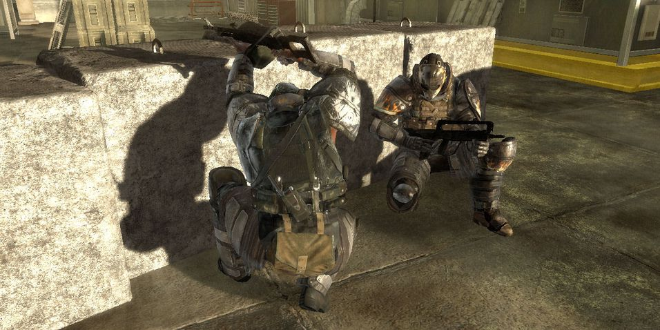 ANMELDELSE: Army of Two