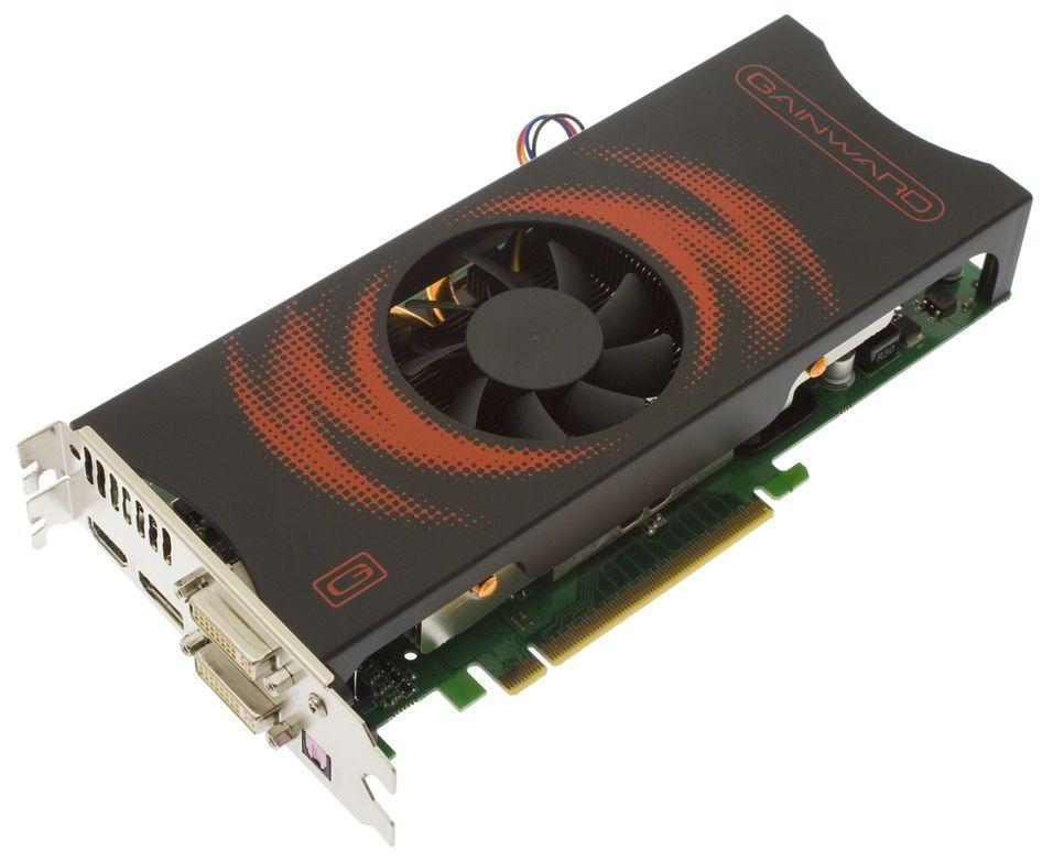 TEST: Gainward GeForce 9600 GT GS