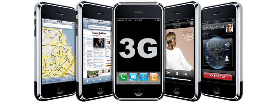 Apple med ny 3G-Iphone i år?