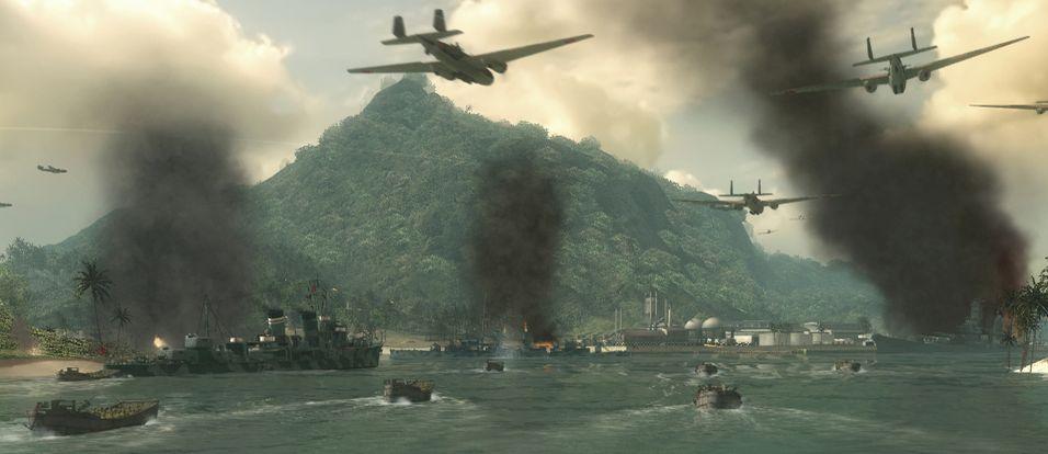 Eidos kunngjør Battlestations: Pacific