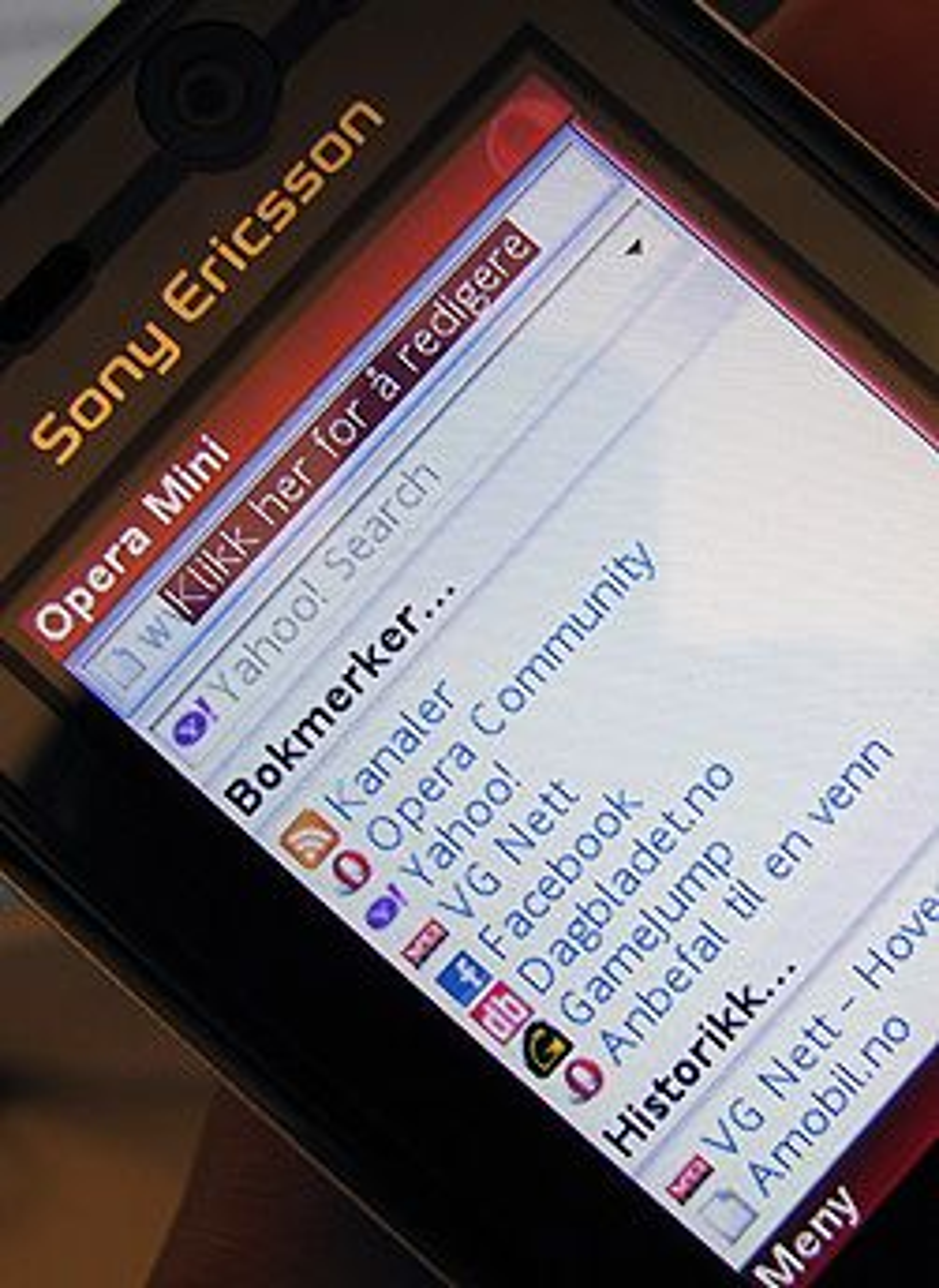 Opera tjener gode penger på sine mobile nettlesere. (Foto: Silje Gomnæs)