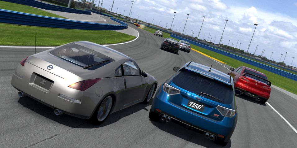 SNIKTITT: Gran Turismo 5 Prologue