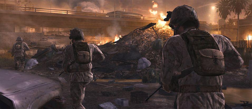 Call of Duty-MMO på vei?