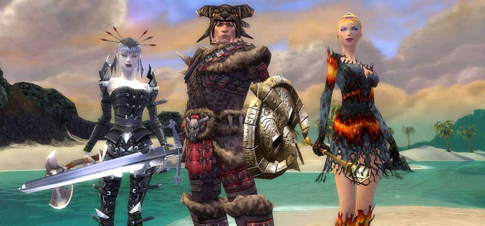 MMO-spillere bytter kjønn