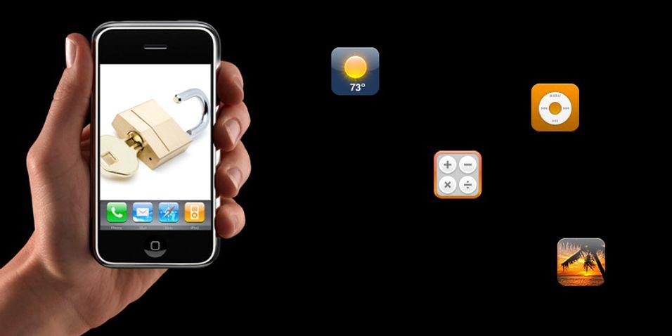 Nå gjør Apple Iphone og Ipod Touch åpne for programmer.