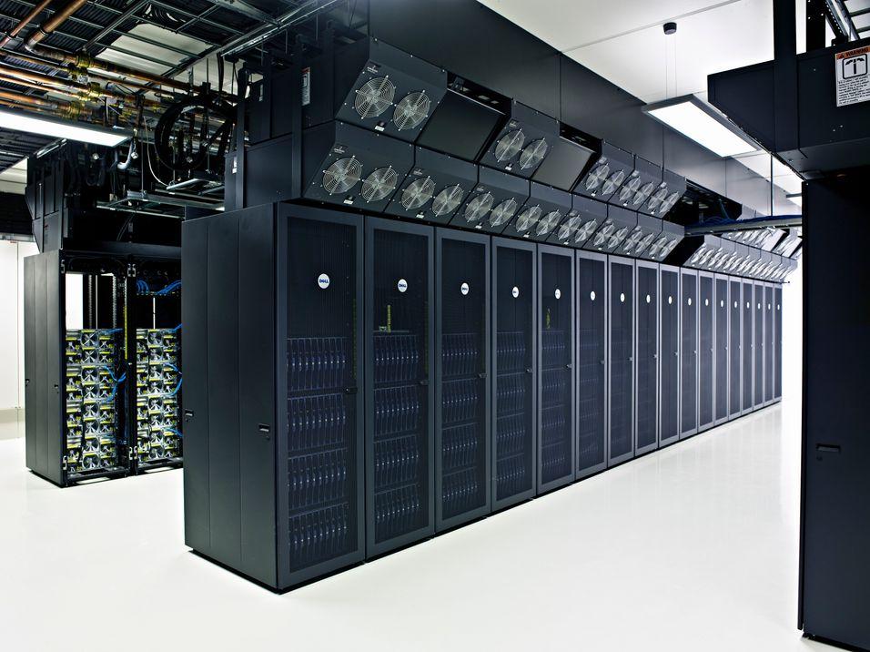Superdatamaskin innviet i Trondheim