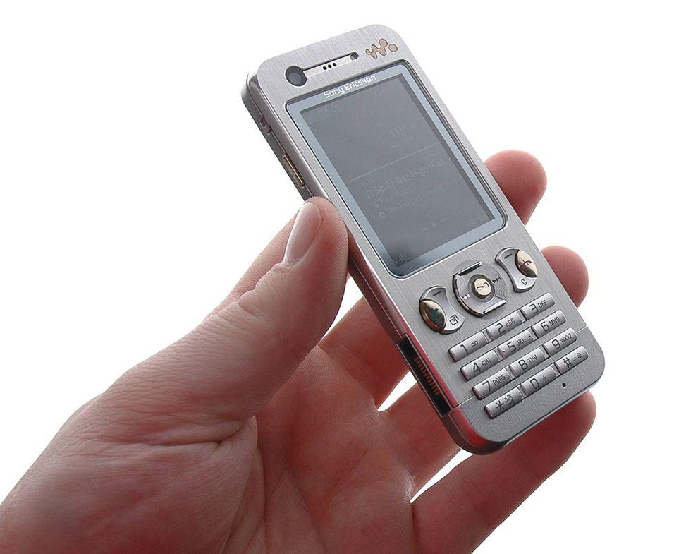 TEST: Sony Ericsson W890i